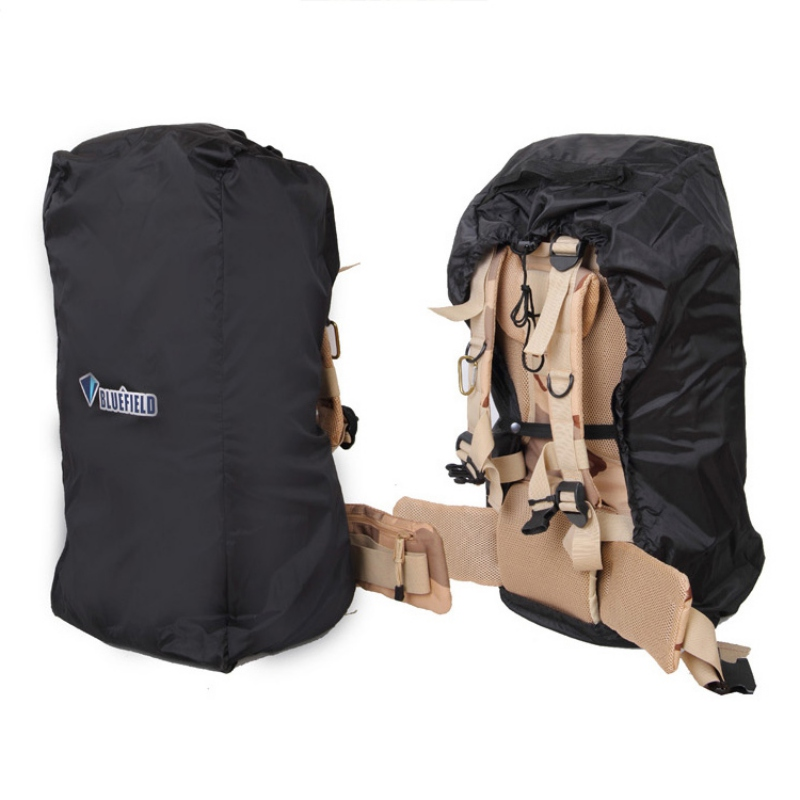 Adjustable Full Protector Backpack Cover Large Capacity Waterproof Rain Cover Plane Dust Cover Outdoor Bag For Hiking Camping