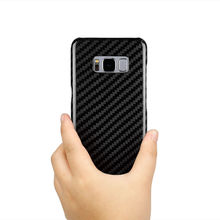 Real Aramid Carbon Fiber Case for Samsung Galaxy S8 S8Plus
