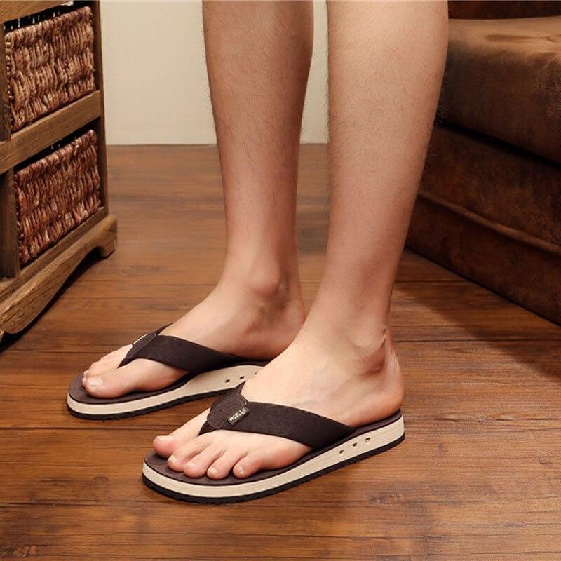 HUOLUN Summer Sandbar Antiskid Տղամարդիկ Հանգիստ - Տղամարդկանց կոշիկներ - Լուսանկար 4
