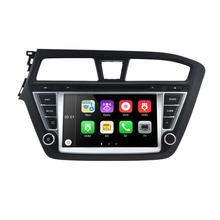 For 8″ Quad core android 5.1 Hyundai I20 2015 Car DVD player GPS Tape Radio Bluetooth 3G SD RDS DDR 3 1GB MP4 MP5 16G flash