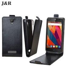 Luxury PU Leather Case For ZTE Blade L5 Plus Flip Cover Case For ZTE Blade L5 5.0″ Phone Bags & Cases Protective Accessories J&R