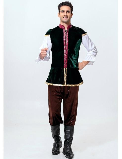 MOONIGHT Man Oktoberfest Costumes Octoberfest Bavarian Beer Party Clothes Adult Men Hot 2