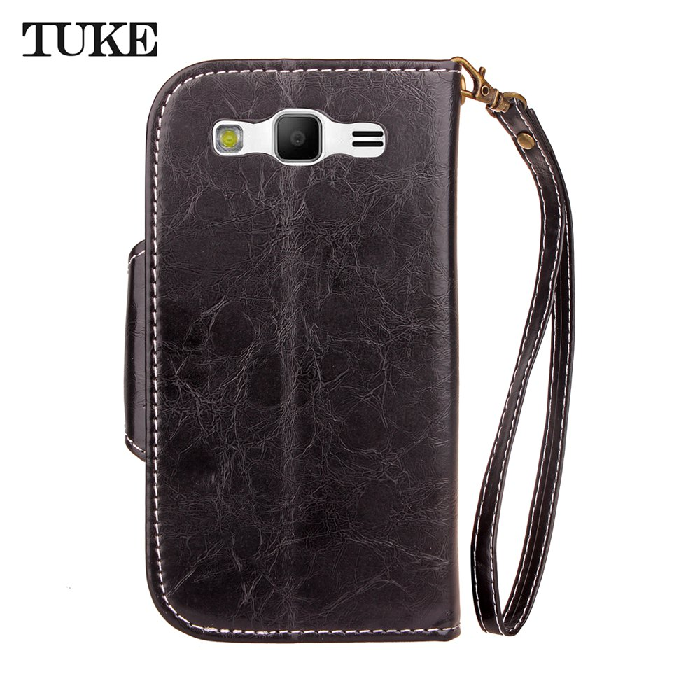 US $2.68 |TUKE Wallet Flip Case For Samsung Galaxy S3 i9300 S3 Neo PU Leather Cover With Card Holders Stand Phone Bag For Galaxy S 3 in Flip Cases