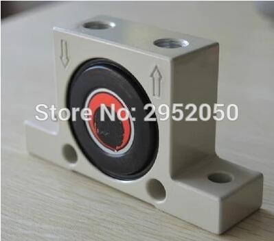 Free Shipping G3/8 Industrial New K Series Pneumatic Ball Vibrators Golden K-32 for Food Ingredient bins Pharmaceutical ktm k 3 k 32
