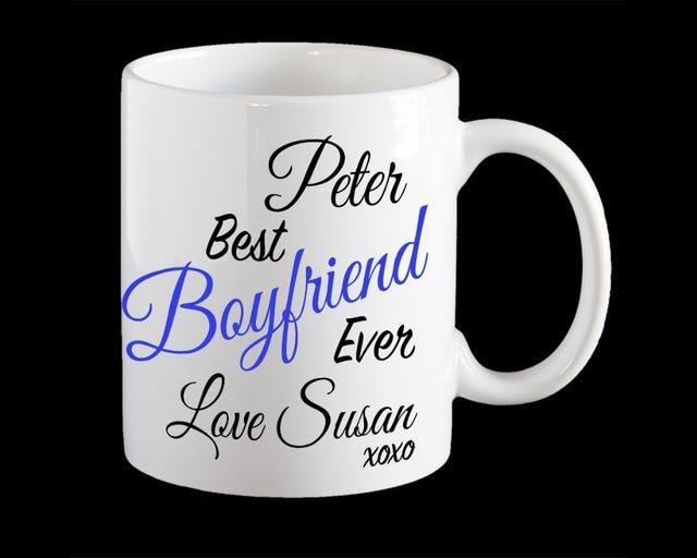 Boyfriend Girlfriend Mug Valentine S Day Coffee Mugs Mugen Home