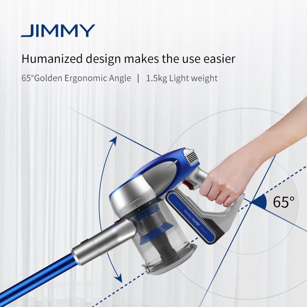 [Free Duty] JIMMY JV83 Vacuum Cleaner JIMMY JV83 Wireless Handheld Cordless Stick Vacuum Cleaner 20kPa
