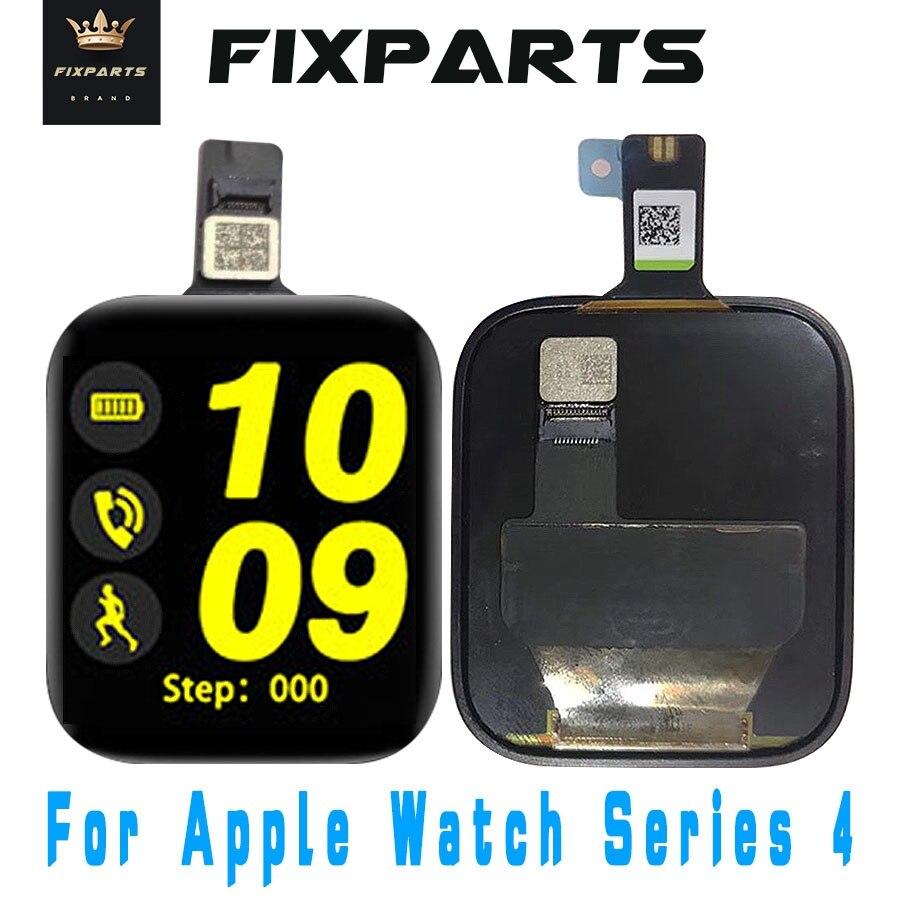 LTE/GPS Per Apple Orologio 4 LCD Display Touch Assemblea di Schermo Per Apple Serie di Orologi 4 LCD Serie S4 pantalla Parti di Ricambio
