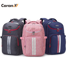 Caran-Y Laptop Backpack  Large School Women Travel Backpacks Bags For Girls CX5986