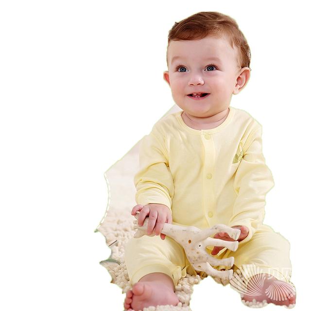 Longo Romper Do Bebê Se Adapte Às Roupas Parágrafo Recem nascido Equipe Místico de Algodão Bebê Recém-nascido Da Menina do Menino Macacão Romper Meninas de Verão 507012