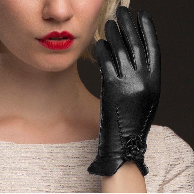 Doreza prej lëkure origjinale BOOUNI Gratë e modës Gratë doreza - Aksesorë veshjesh - Foto 3