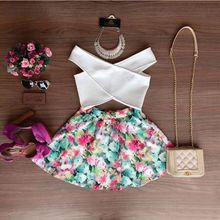 Wholesale 2016 Sexy Women Summer Floral Sleeveless Casual Ev
