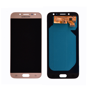 Image 2 - Super Amoled For Samsung Galaxy J7 Pro 2017 J730 J730F LCD Display With Touch Screen Digitizer Assembly Brightness Adjustment