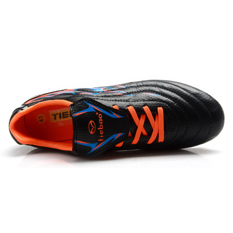 00272199c9d ... TIEBAO Professional Soccer Shoes Adults Outdoor Sports FG   HG Soles  Sneakers Men Teenagers Athletic Training ...