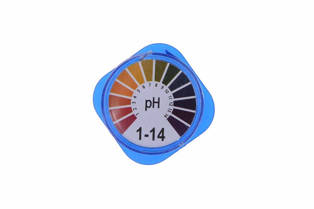Ph紙分析試験紙ストリップ化学教育用品5メートルphアルカリ酸試験紙水リトマス試験