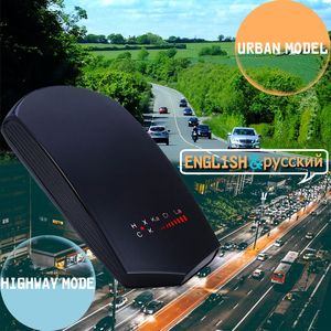 ENKLOV V3 Electronic Dog Speed Radar Detector Moves Through The Car Detector Vehicle Detection Interval Velocity 3 in 1 Radar