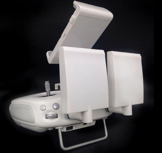 ФОТО  FPV Drone 7000m Long Distance Enhanced Range Antenna DIY Signal Booster for  Phantom 4 3 Professional Advanced Fast Ship
