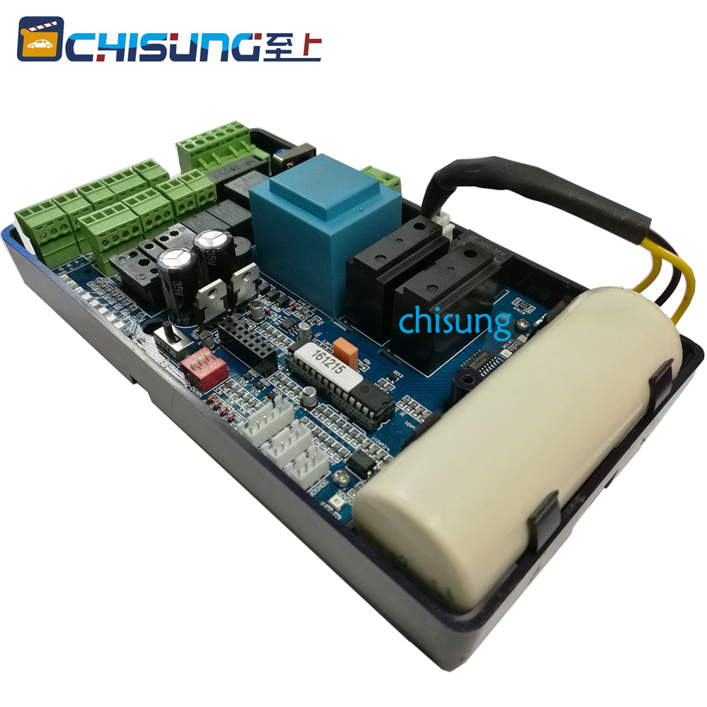 Parking Barrier Circuit Board Card Controller For Automatic Boom Barrier Gate Wejoin Motor 110V 220V AC(capacitor Optional)