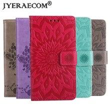 JYERAECOM Retro Flip Case For Meizu U10