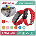 Touch Key Pulse Watch Bluetooth Activity Sleep Tracker Heart Pulse Rate Sensor
