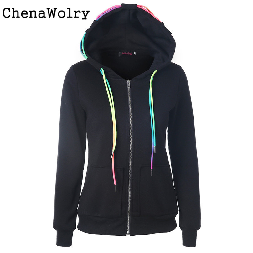Casual Winter Warm Hot Sales Attractive Luxury Fashion Womens Hoodie Sweatshirt Hooded C ...