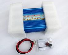 2000W peak power inverter 1000W Pure sine wave inverter Input DC12V Output AC 100V/110V/120V or 220V/230V/240V