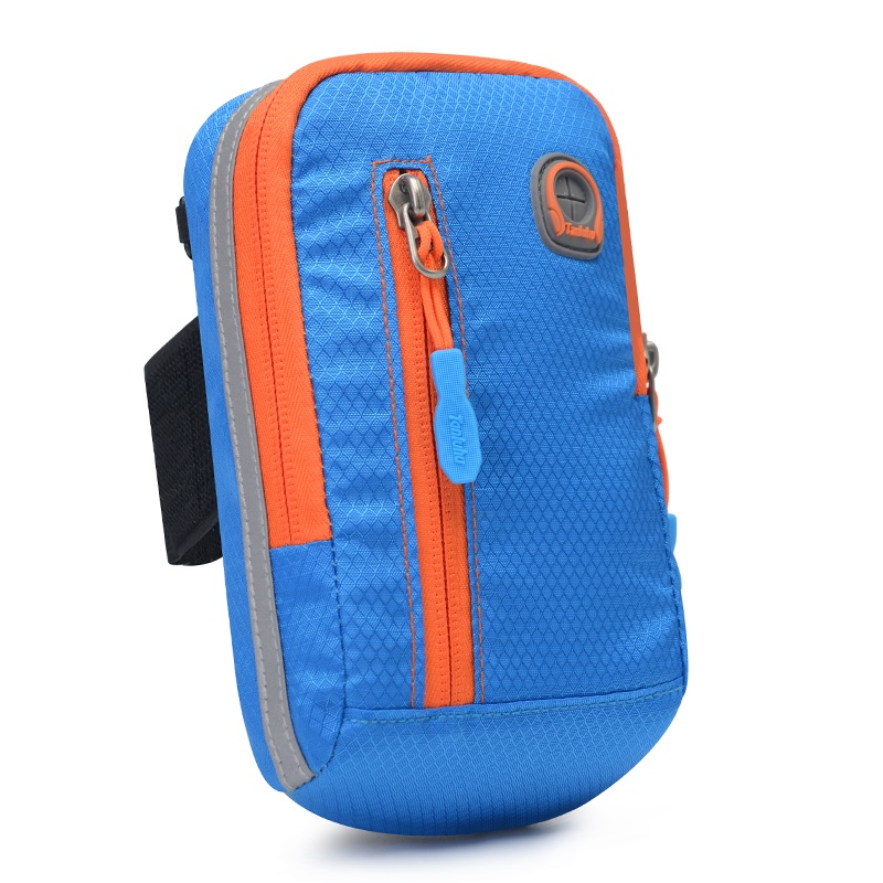 7 Colours Outdoor Running Arm Pack Female Multi-function Pockets Bag Male Shoulder Bag Sports Phone Bag