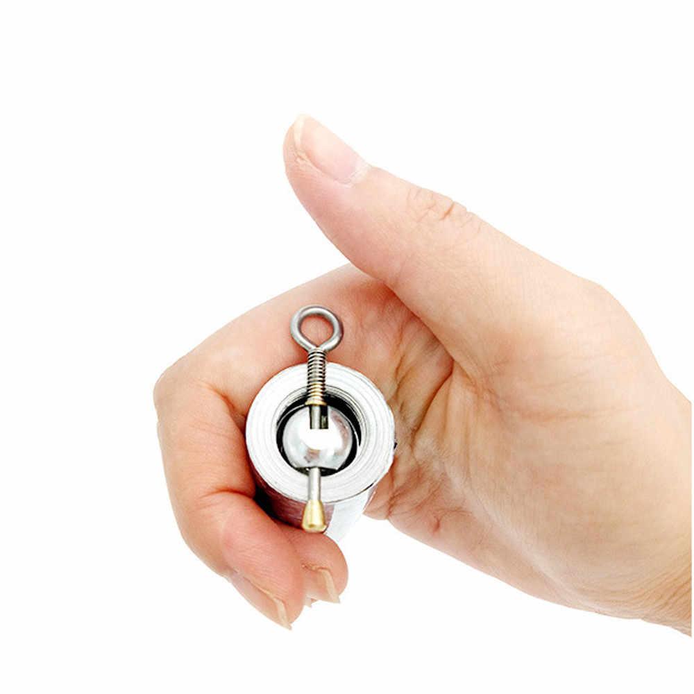 110 Centimetri Personale Portatile di Arti Marziali in Metallo Tasca Magica Bo Personale-Nuovo Tasca di Alta Qualità di Sport Esterno in Acciaio Inox silve