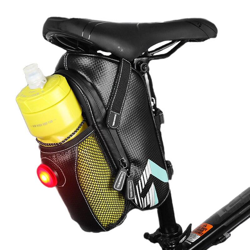 font b Bicycle b font font b Bag b font Rainproof font b Saddle b