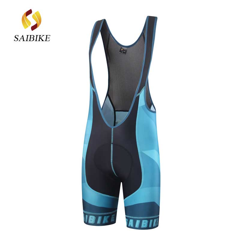 saiBike Cycling Bib Shorts 2018 Men Summer Bike Racing Bicycle culotte bermuda Ropa maillot Ciclismo sport wear