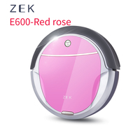 ZEK RCE600 2200 Battery Capacity Dry And Wet Intelligent Robot Vacuum Cleaners 2017