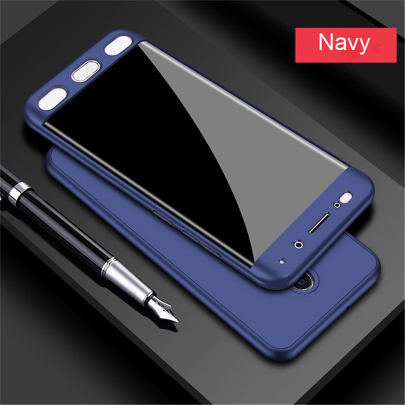 360 Degree Cover Case For Samsung Galaxy S8 S9 S7edge A3 A5 A6 A7 A8 2018 Plus J3 J4 J5 J6 J7 Prime Pro 2016 2017 Note8 Note9
