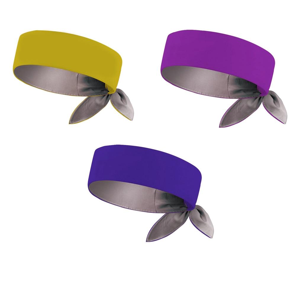 10pcs DIY Sport headband