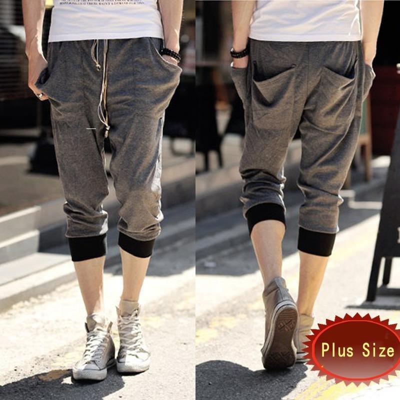 Aliexpress.com : Buy Summer Joggers Shorts Men 2015 New Plus Size ...