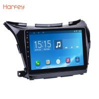 Harfey 10.1Android 6.0 /7.1 GPS Car Multimedia Player Radio For Nissan Murano NAVARA NP300 With Wifi Bluetooth Touchscreen
