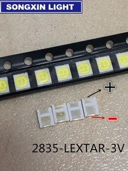 Светодиодный экран с подсветкой, 3528, 2835, 3 в, 6 В, 1 Вт