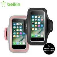 New Belkin Premium Sport Fit Pro Armband For IPhone7 Plus 5 5 Running GYM With Earphone