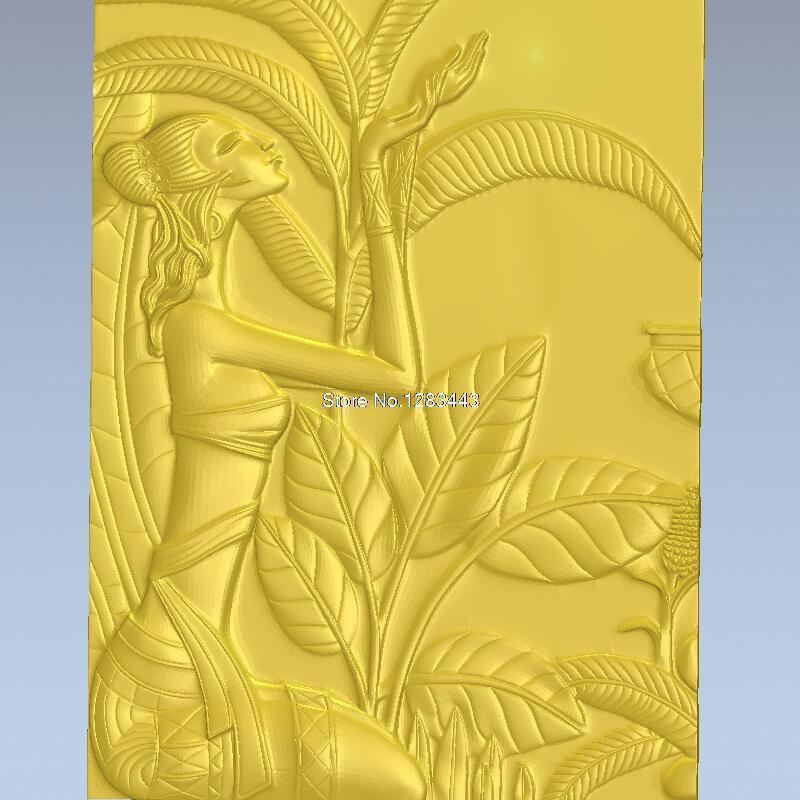 High quality 3d model relief  for cnc or 3D printers in STL file format Panel Engraving Egypt martyrs faith hope and love and their mother sophia 3d model relief figure stl format religion for cnc in stl file format