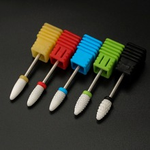 Manicure Nail Drill Bits Pedicure Milling Cutter For Art Ceramic Mill Cutters