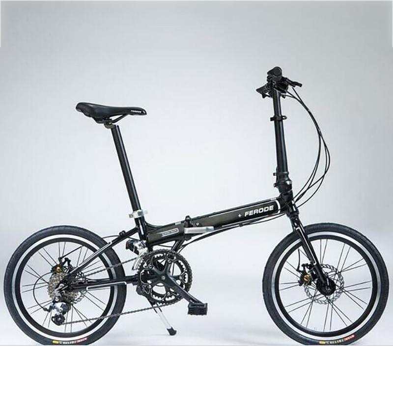 Aluminum Alloy Material  16 Inch Sports & Entertainment Company Urban Leisure  Folding Bike