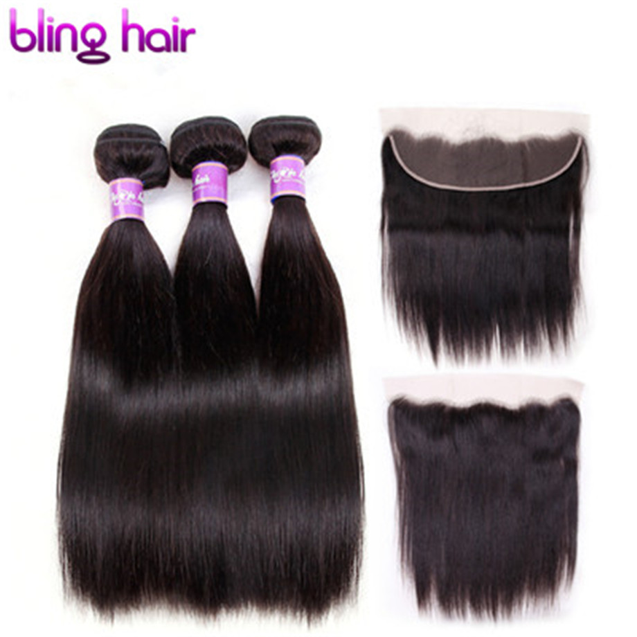 Lumiere Hair Ombre Brazilian Hair Weave Bundles T1B 4 27 Color Non Remy Body Wave Hair