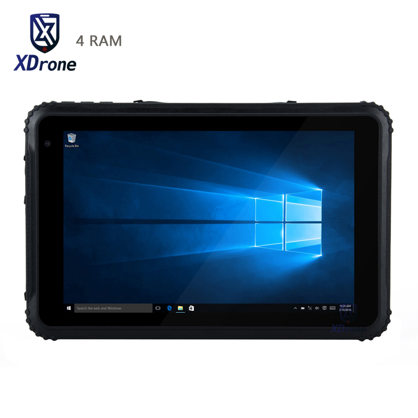 China Ultra Slim Tablet PC Windows 10 Pro 8 Inch Intel 4GB RAM Waterproof Shockproof Tablets Business Computer Single Sim 4G Lte
