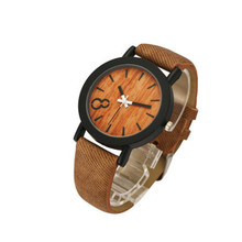 Wooden Watch Men erkek kol saati Luxury Stylish Wood Timepie