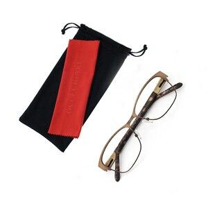 Image 5 - 金属メガネフレーム女性青色光眼鏡コンピュータ眼鏡ファッション超軽量近視メガネrhinestoneocciキアリbonez