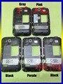 Черный 100% Новый Жилищный Ближний Знака Рамка Обложка Чехол Для HTC WILDFIRE S G8S A510E G13