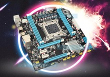 desktop motherboard new X79 motherboard 2011 pin 245mm*245mm   mainboard free shipping