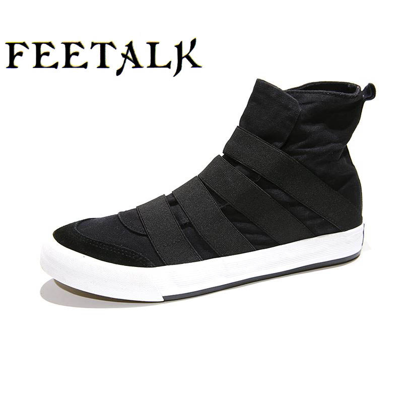 Feetalk men Wrestling Shoes high boxing shoes Rubber outsole breathable pro wrestling gear for men and women boxeo W0II image