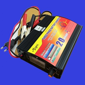Free Shipping MDA-1220A 12V/20A  Electric Bike charger battery E-bike electric bicycle suit for Luyuan Sunra Tailg