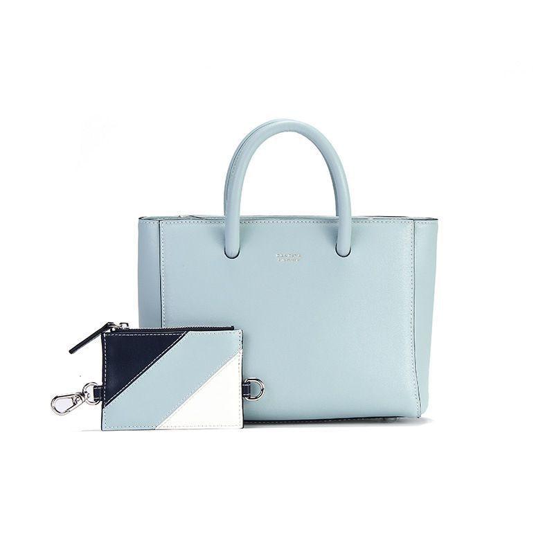 LOEIL Leather handbags shoulder portable diagonal bag 2018 new foreign trade leather Korean killer bag плед foreign trade 200 220cm