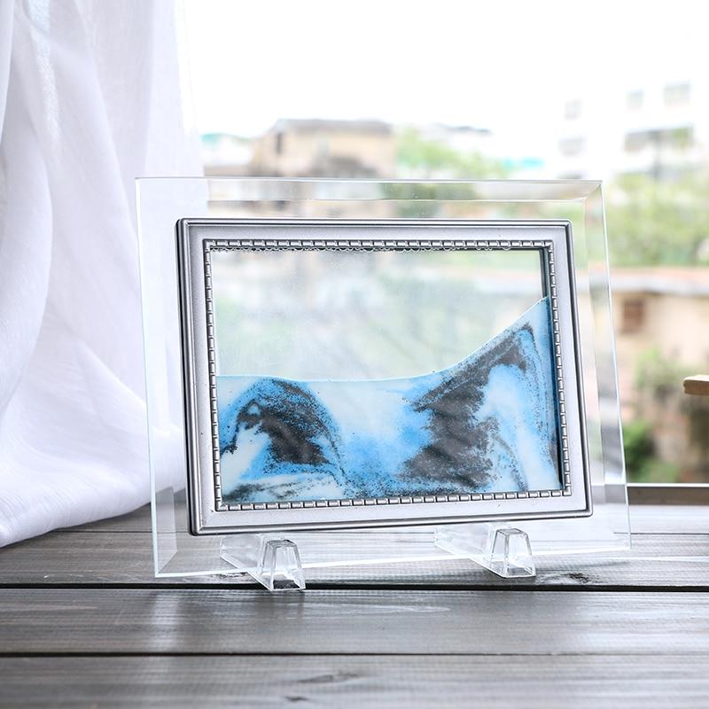 Διακοσμήσεις σπίτι γυαλί quicksand - Διακόσμηση σπιτιού - Φωτογραφία 2