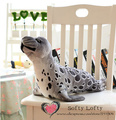 Free shipping big cute emulate seal sea dog plush animal stuffed toy gift for friend kids child boys girls birthday party gifts